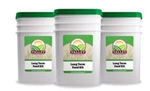525 Serving Long Term Food Kit