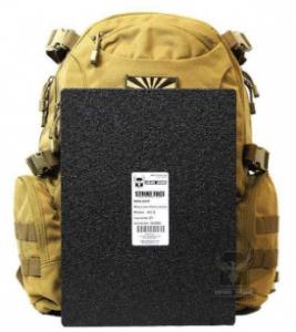 AR500 LEVEL III BACKPACK ARMOR - 9.5 X 13