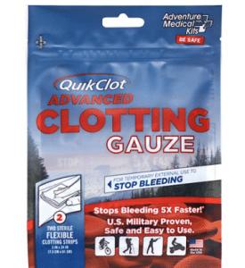 Advanced Clotting Gauze