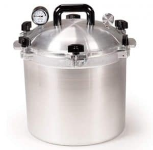 All American 921 Canner Pressure Cooker