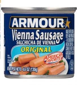 Armour Star Vienna Sausage