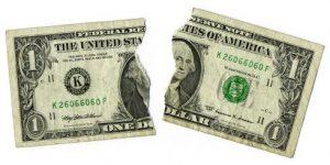 Broken-Dollar