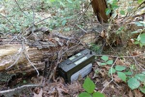 Burying Your Survival Cache