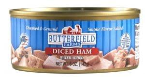 Butterfield Farms Diced Ham