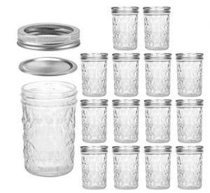 Canning Jars Jelly Jars With Regular Lids
