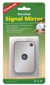 Coghlan's Survival Signal Mirror