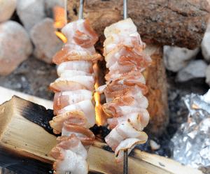 Crispy Campfire Bacon