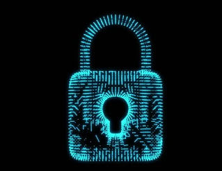 Cyber-Security-Padlock