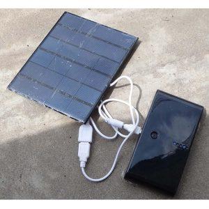 DIY Solar Battery