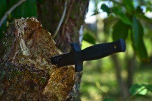 DIY Survival Knife