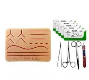 Design Medical 3 Layer Suture Pad