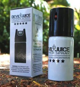 Devil Juice™ Pepper Spray