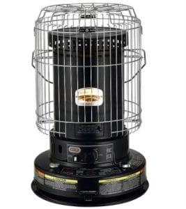 Dyna-Glo RMC-95C6B Indoor Kerosene Convection Heater