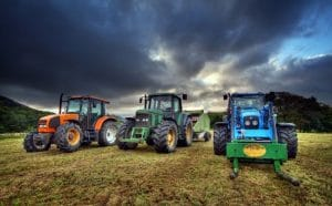 Famers-Tractors