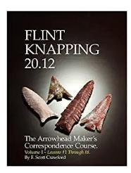 Flint Knapping 20.12