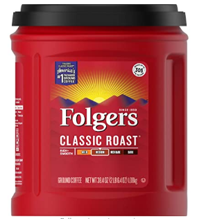 Folgers Classic Roast Medium