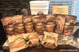 Freeze-Dried-Food-Stockpile