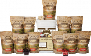Freeze-dried Meals Subscription Plan