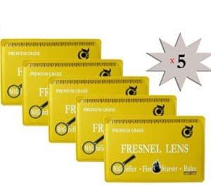 Fresnel Lens Pocket