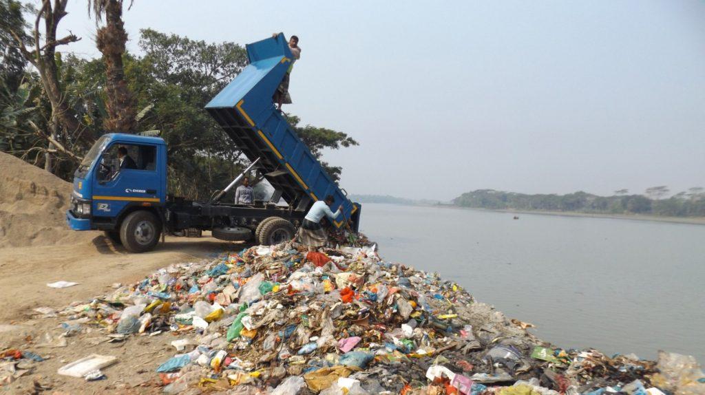 Garbage-In-River