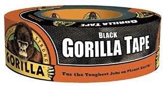Gorilla Black Duct Tape