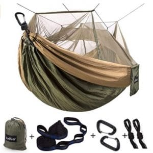 Hammock with Mosquito