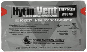 Hyfin Vent Chest Seal