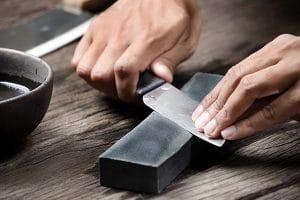 Knife-Sharpening