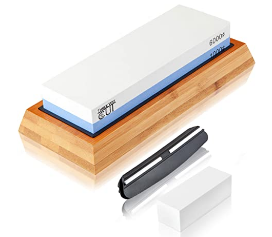 Knife Sharpening Stone Kit