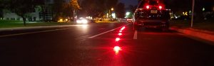 LED-Safety-Disc-Lights-At-Night