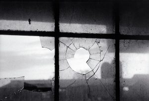 Looking-Out-A-Shattered-Window