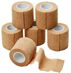 MEDca Self Adherent Cohesive Wrap Bandages