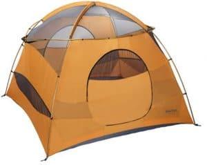 Marmot Halo 6-Persons Tent, Orange