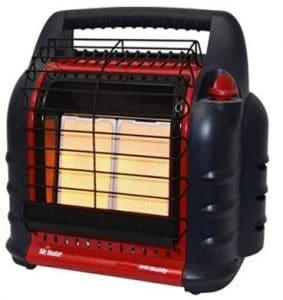 Mr. Heater F274800 MH18B, Portable Propane Heater
