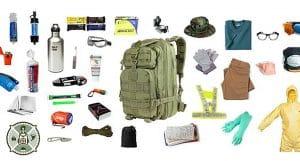 Organize Your Bag Out Bag