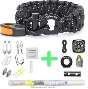 Paracord Bracelet Survival Gear