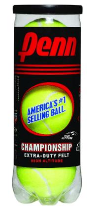 Penn Championship High Altitude Tennis Balls