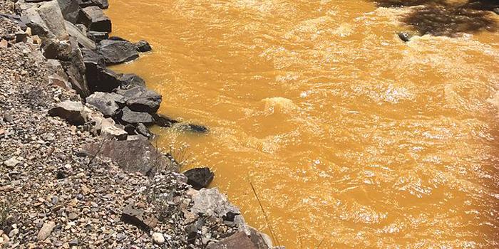 Polluted-River-Runs-Orange