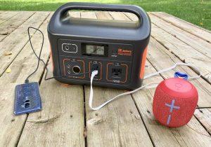 Portable Solar Generator Limitations