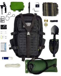 Pre-Loaded Survival Backpack