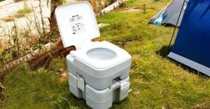 Quality Camping Toilet