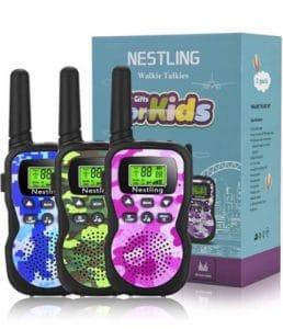 Radio Set (Walkie-Talkies)