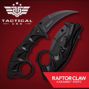 Raptor Claw Karambit Knife
