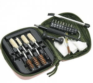 Realtree RT034AP Pistol Cleaning Kit
