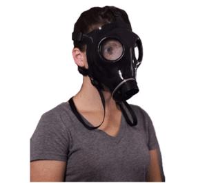 Rubber Respirator Mask