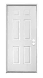 Insulated Metal Door