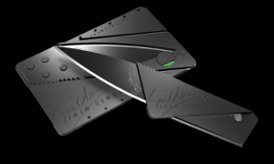 card-sized knife
