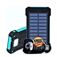 Anytime Charge Power Battery