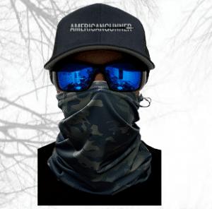 Midnight Camp Multi-Use Face Shield