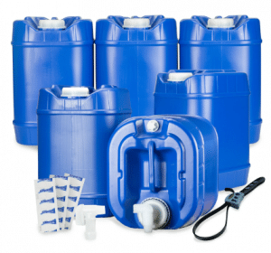 5-Gallon Emergency Water